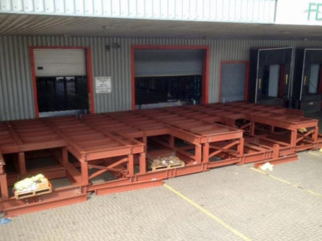 loading ramps installed by bs steels ferryspeed jersey