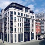 BS Steels provided steel and services for refurbishment of 30 Berkeley Square in London