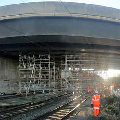 Osborne magazine article: Christmas 2020 works at Gade Valley Viaduct